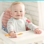 Теглото през 1-вата година на бебето: Бърза справка