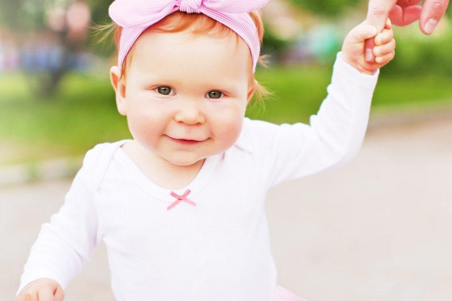 Прохождане на бебето: Какво е нужно да знаеш